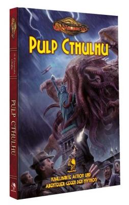 Cthulhu: Pulp Cthulhu (HC)