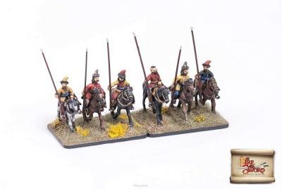 Szekely / Chimney light cavalry (6)