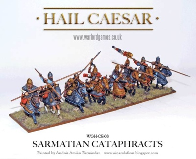 Sarmatian Cataphracts (8)