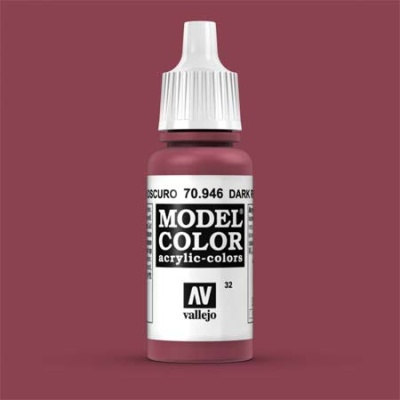 Model Color 032 Bordeauxrot (Dark Red) (946)