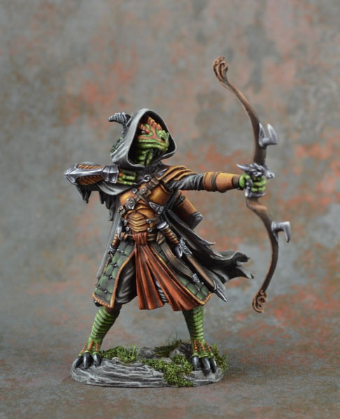 Dragonkin Ranger with Bow