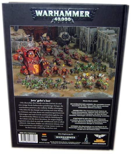 Codex Orks (2018)