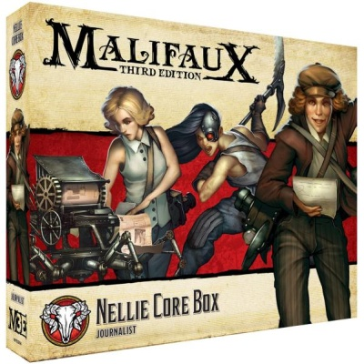Malifaux (M3E): Nellie Core Box