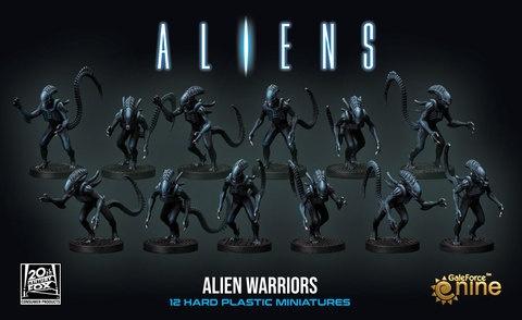 Aliens: Alien Warriors (12)