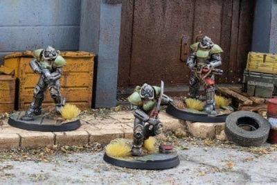 Fallout: Wasteland Warfare - T51 Power Armour