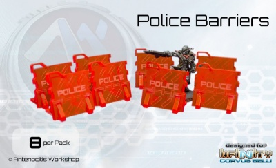 Police Barriers