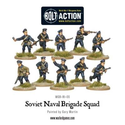 Soviet Naval Brigade box set (10)