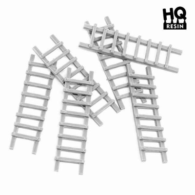 Wooden Ladder Set (6)