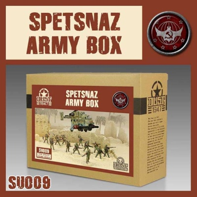 Spetsnaz Army Box