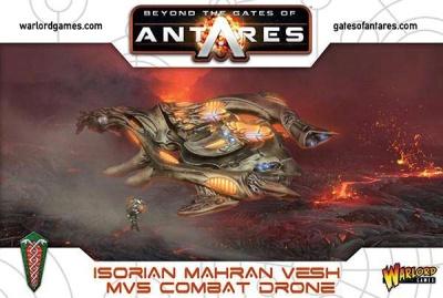 Isorian Mahran Vesh MV5 Combat Drone