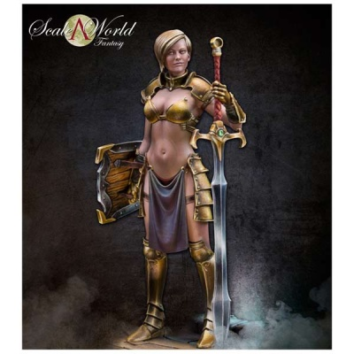 Keera, Blade of Justice