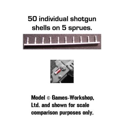 Spent Shell Castings: Shotgun (50)