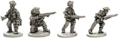 Guards Rifle PIAT (x3)