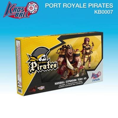 Kaos Ball:: Port Royale Pirates
