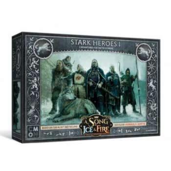 A Song Of Ice And Fire - Helden von Haus Stark 1