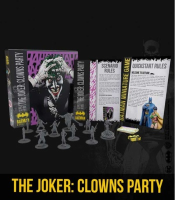 The Joker: Clown Party