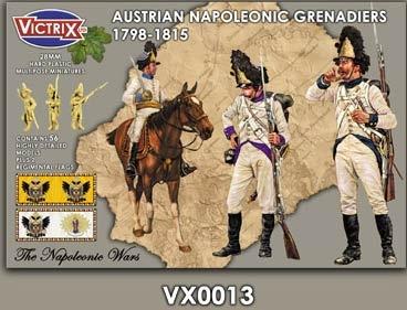 Austrian Grenadiers 1798-1815