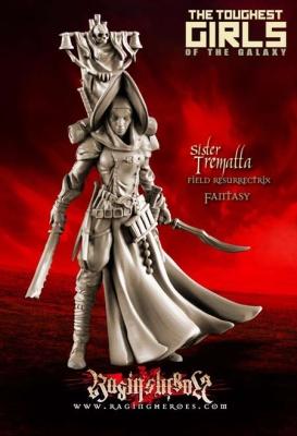Trematta, Field Resurrectrix (Sisters - Fantasy)