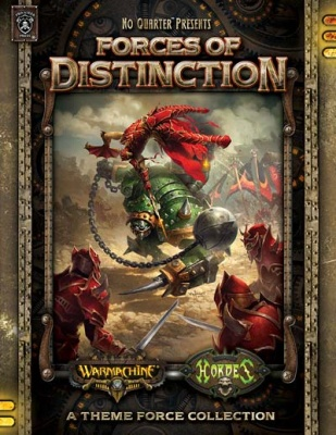 No Quarter Presents: Forces of Distinction (SC)