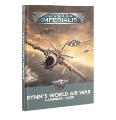 Aeronautica Imperialis:Rynn's World Air War Campaign Book