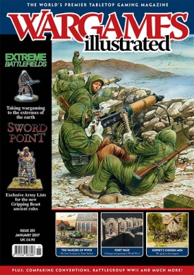 Wargames Illustrated Nr 351