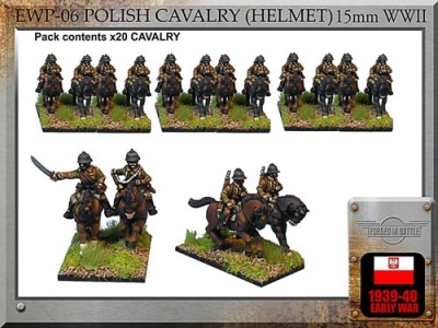 Polish Cav. Mtd. (helmet) (20)