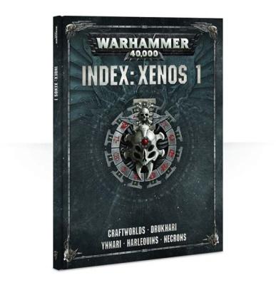 Index: Xenos 1 (englisch)