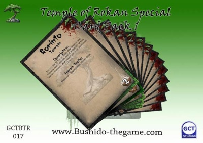 Temple of Ro-Kan - Special Card Pack