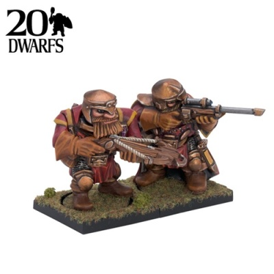 Dwarf Ironwatch Regiment (20)