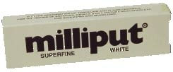 Milliput Superfine White (113g)