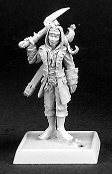 Rod, Pirate Sergeant