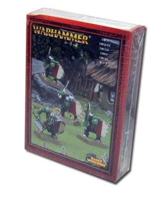 Ork (Kleine Infanteriebox)