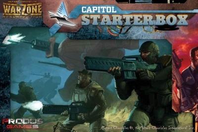 Capitol Starter