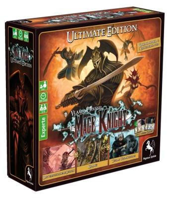 Mage Knight - Ultimate Edition DEUTSCH