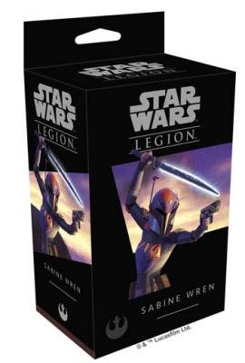 SW: Legion - Sabine Wren