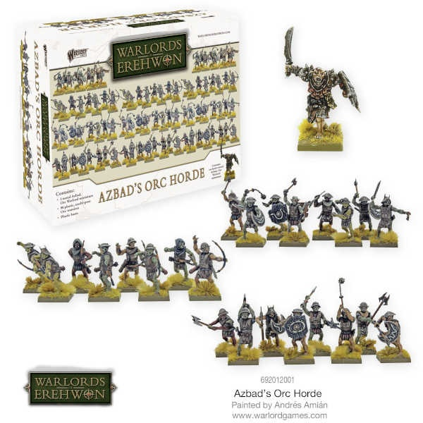 Azbad's Orc Horde