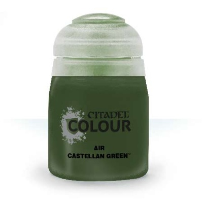 CITADEL AIR: Castellan Green