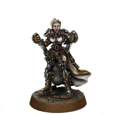 Female Inquisitor Brienne Longknives