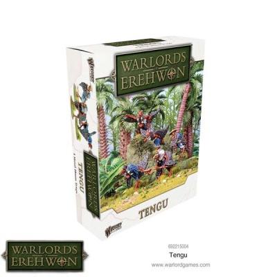 Warlords of Erehwon: Tengu (5)