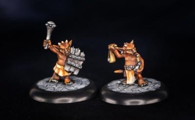 Dungeon Dwellers: Ratpelt Kobolds (2)