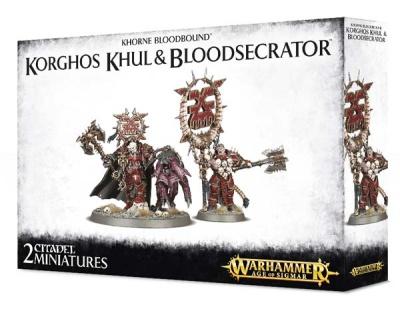 Khorgos Khul & Bloodsecrator