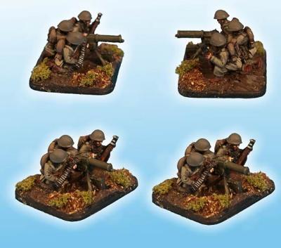 1940 Polish Ckm wz. 30 HMG Team (4)