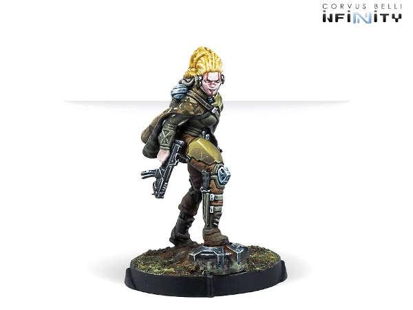 Aïda Swanson, Submondo Smuggler (Submachine gun) (NA)
