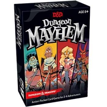 D&D Dungeon Mayhem (Englisch)