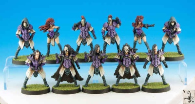 Dark Elf Team (11)