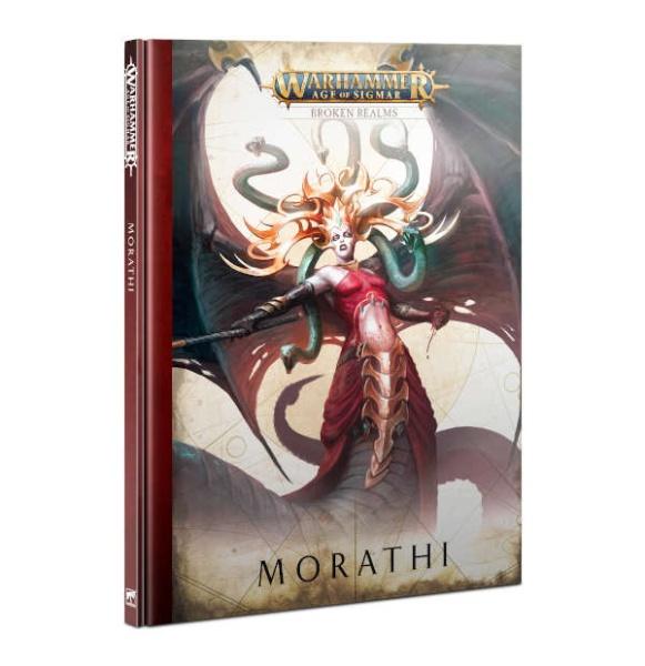 AOS Broken Realms: Morathi