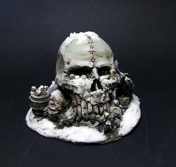 Altar of Skulls