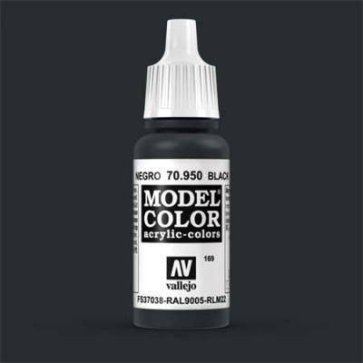 Model Color 169 Signalschwarz (Black) (950)