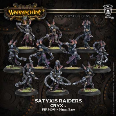 Satyxis Raiders (10) (OOP)