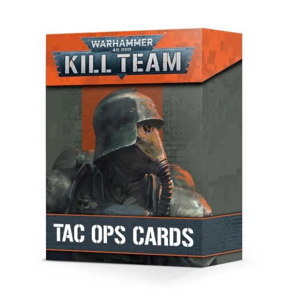 Kill Team Geheimoperations Karten